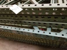 "Pallet Racking Uprights (144"" x 42"") Qty 10"
