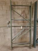 "Pallet Racking Uprights (96"" x 42"") Qty 2"