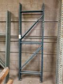 "Pallet Racking Uprights (96"" x 30"") Qty 2"