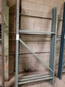 "Pallet Racking Uprights (88"" x 42"") Qty 3"