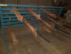 JLT 12' Panel Clamp with 13 Clamps