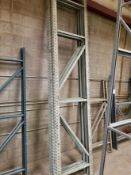 "Pallet Racking Uprights (144"" x 32"") Qty 3"