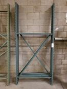 "Pallet Racking Uprights (96"" x 44"") Qty 3"