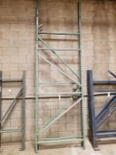 "Pallet Racking Uprights (96"" x 44"") + (144"" x 44"")"
