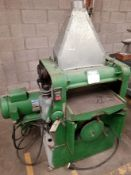 "Rockwell 18"" Wood Planer Model #:22-201 5HP 230V 1PH"