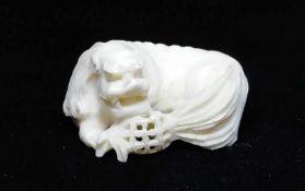 Kleine Skulptur, Drachen