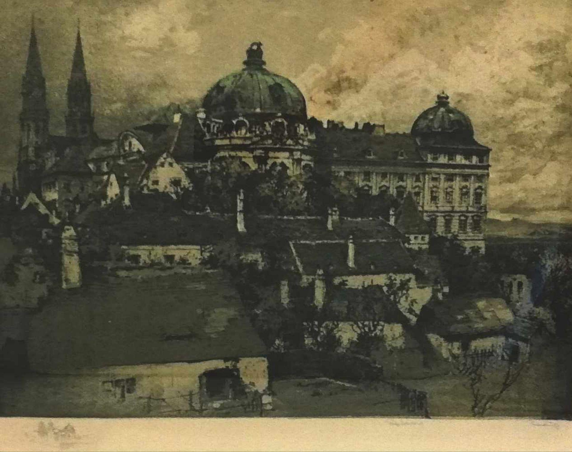 Los 37 - Luigi Kasimir (Pettau 1881-1962 Wien)