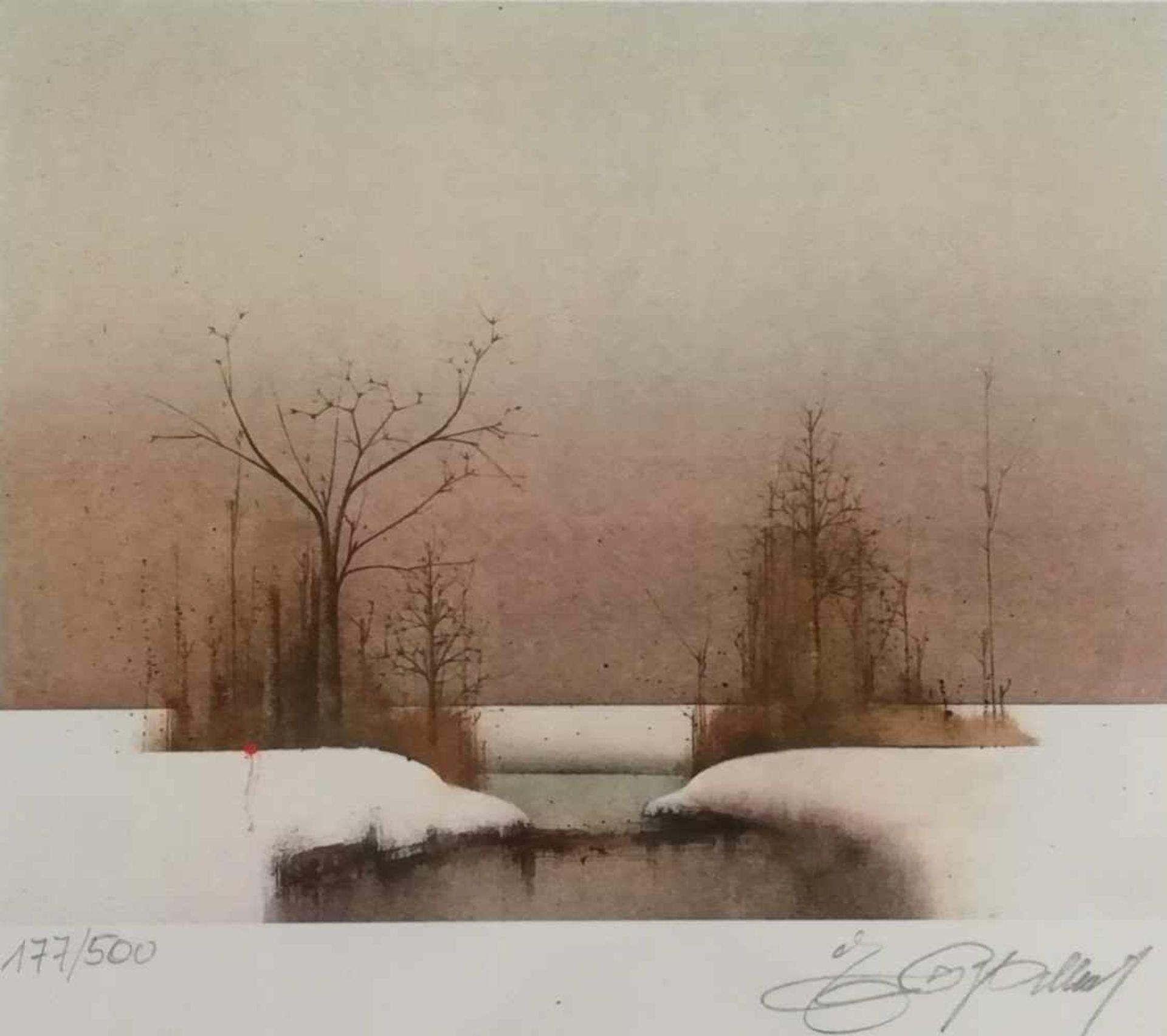 Los 31 - Ernst Balluf (Linz 1921-2008)