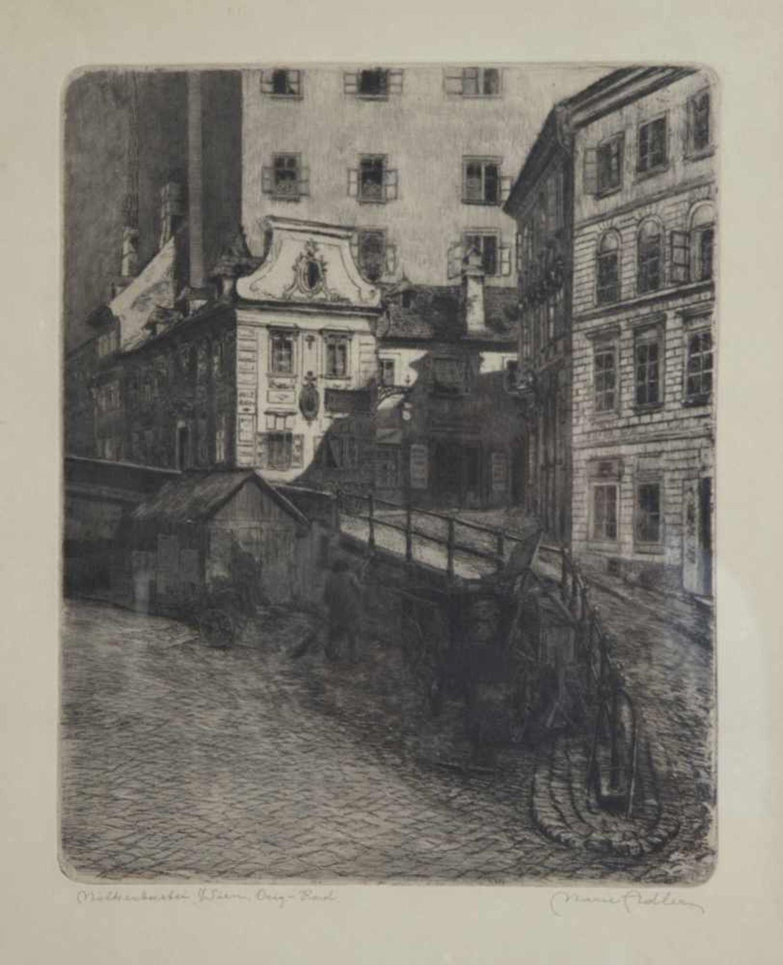 Los 11 - Marie Adler (1863-1947)