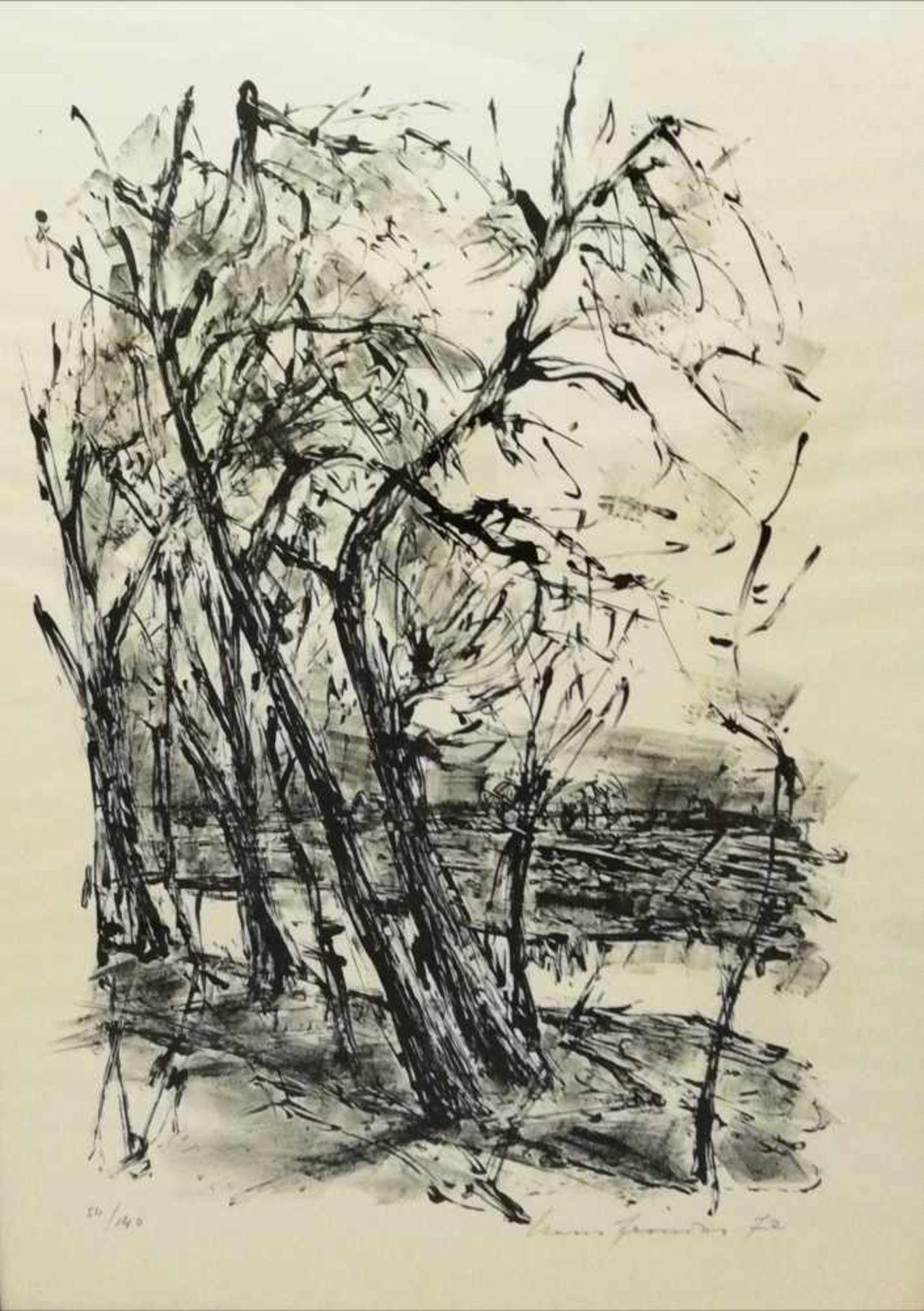 Los 34 - Hans Fronius (Sarajewo 1903-1988 Wien)