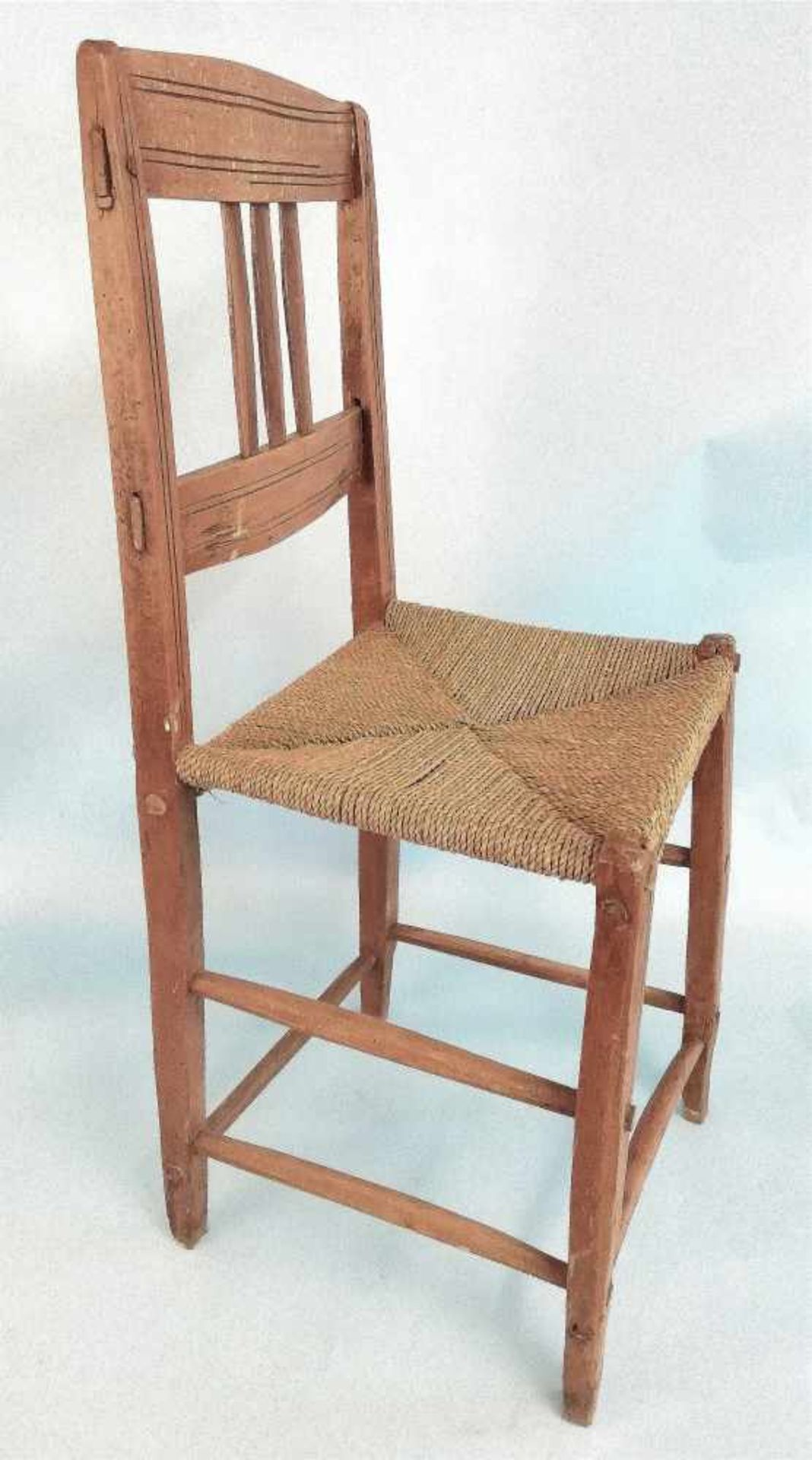 Sessel in provinzieller Art