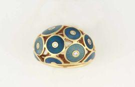 "Ring ""Fabergé"""