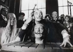 Salvador Dalí (press photography)