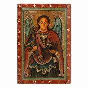 """Saint Archangel Michael"", Transylvanian school, northern half of Transylvania, late 18th centur"