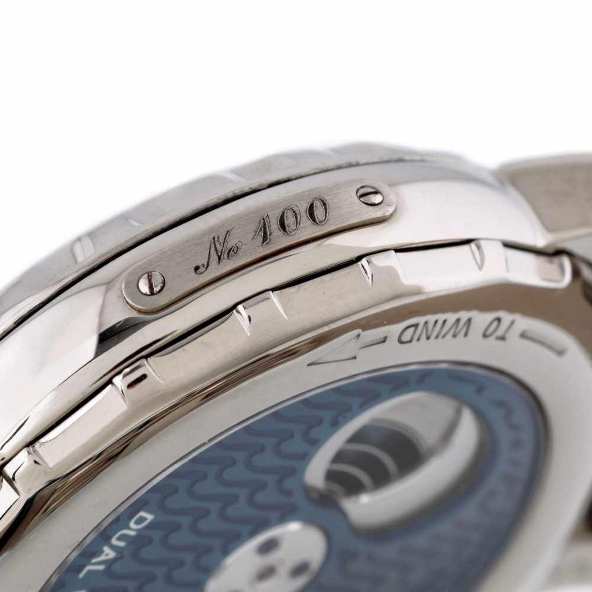Ulysse Nardin Freak Vision Tourbillion wristwatch, white gold, men, provenance documents and origina - Bild 4 aus 4