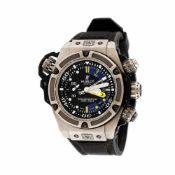 Hublot King Power Oceanographic wristwatch, titanium, men, limited edition 153/1000, provenance docu