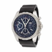 Breitling wristwatch, made for Bentley, men