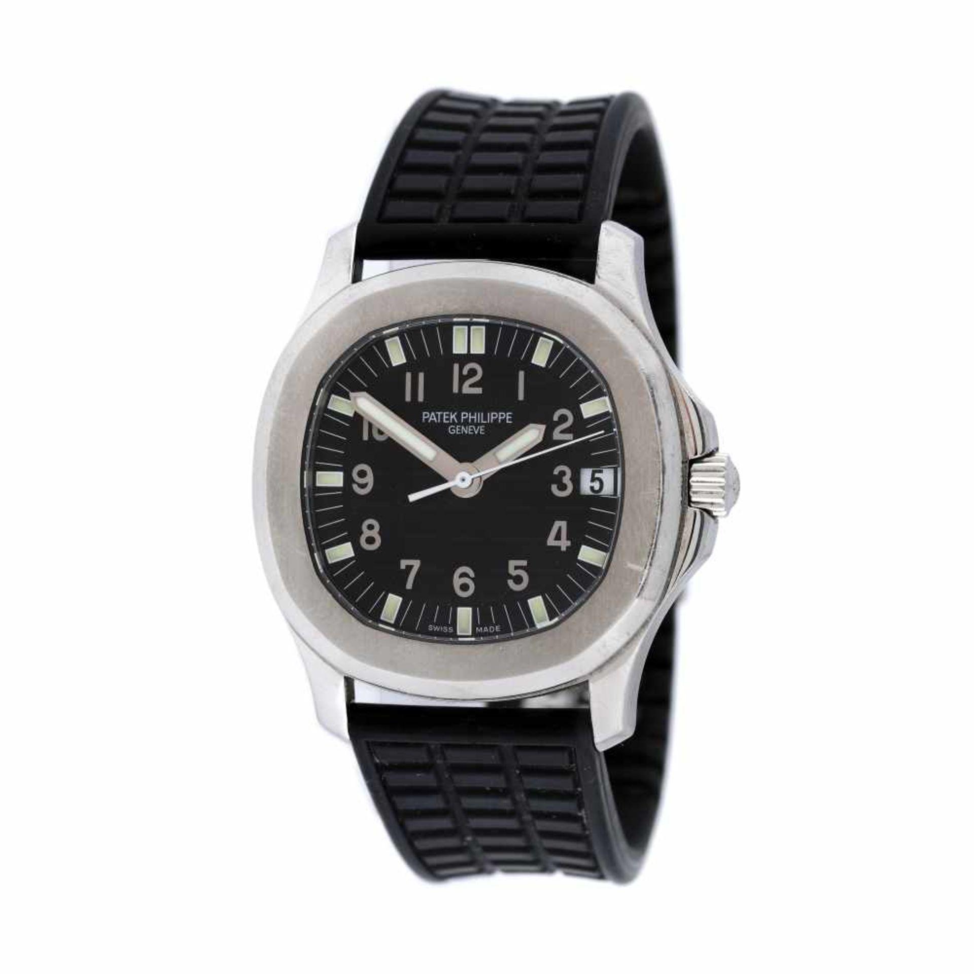 Patek Philippe Aquanaut wristwatch, men, provenance documents