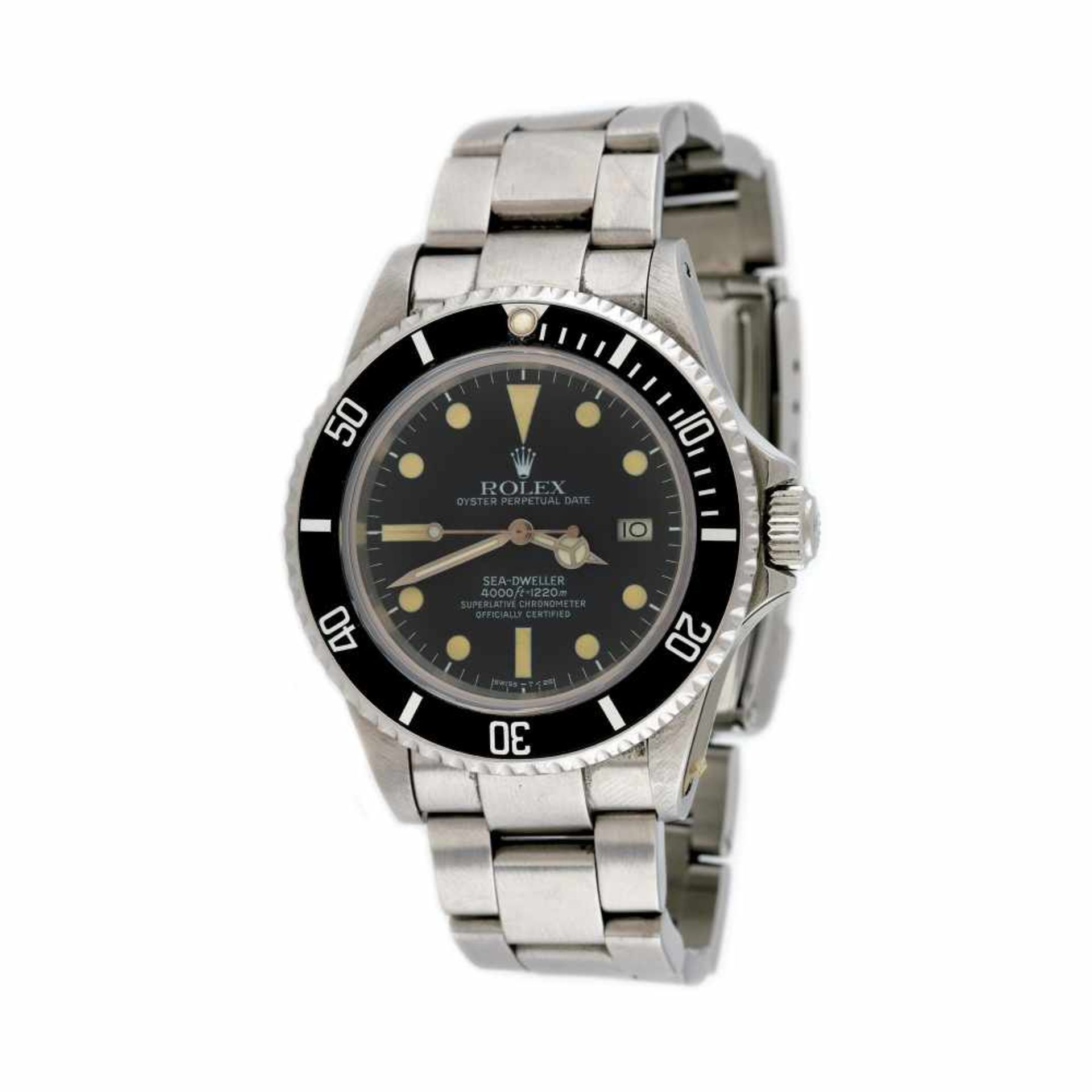 Rolex Sea-Dweller wristwatch, men
