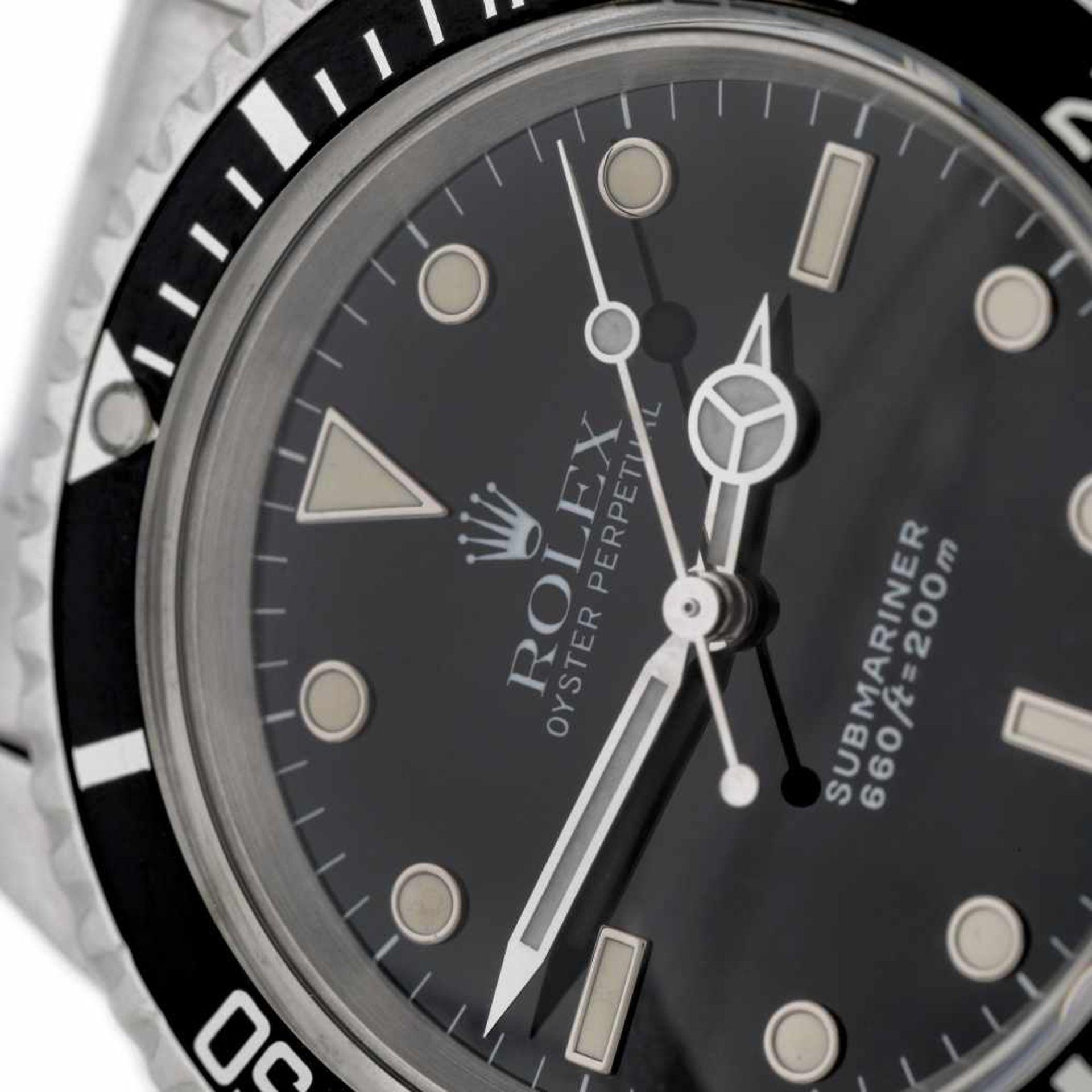 Rolex Submariner vintage wristwatch, men - Bild 3 aus 3