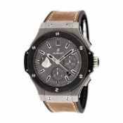 Hublot Big Bang Zermatt wristwatch, men, special edition