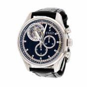 Zenith El Primero Tourbillion wristwatch, men