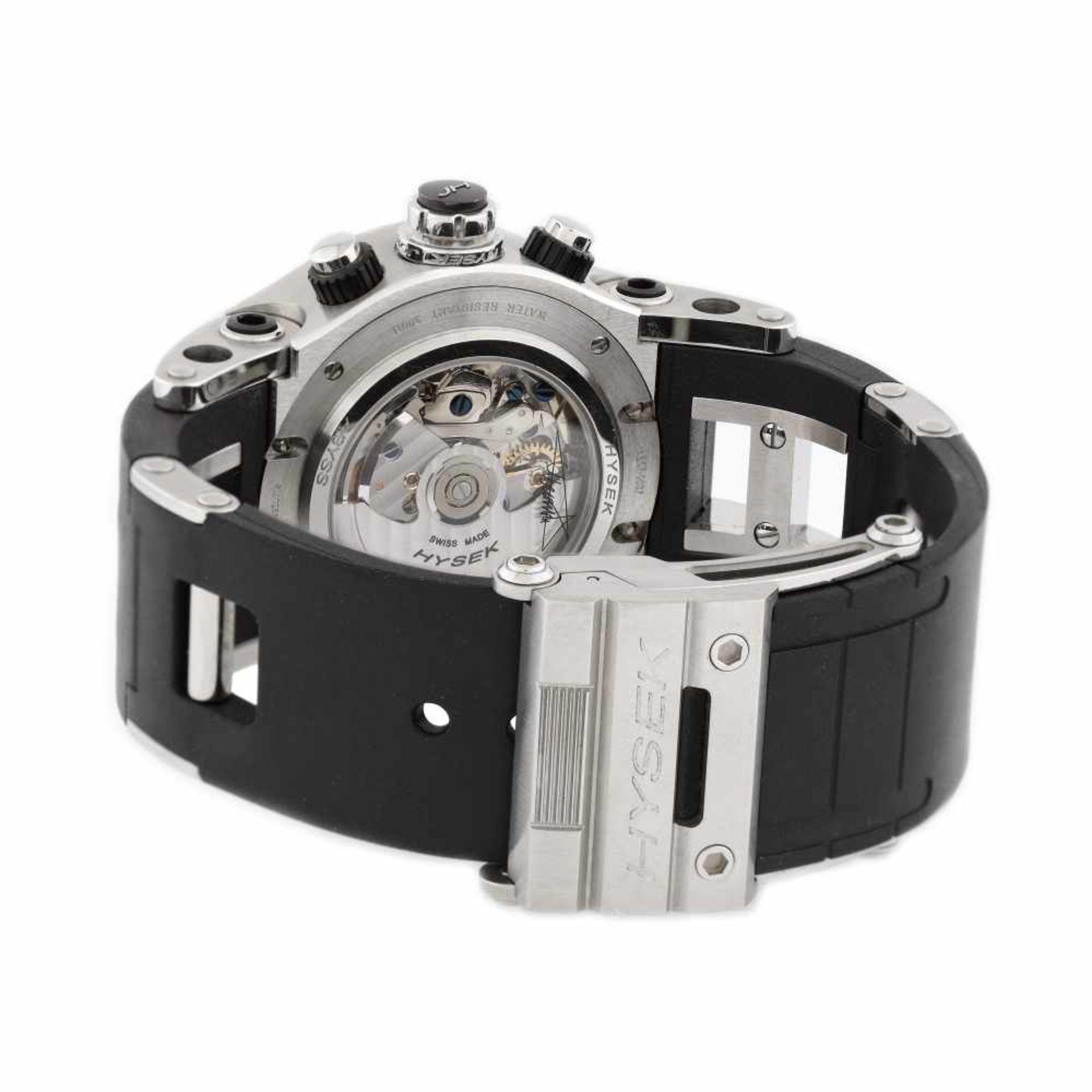 Jorg Hysek Abyss Explorer wristwatch, men - Bild 2 aus 4