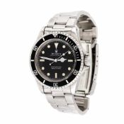 Rolex Submariner vintage wristwatch, men