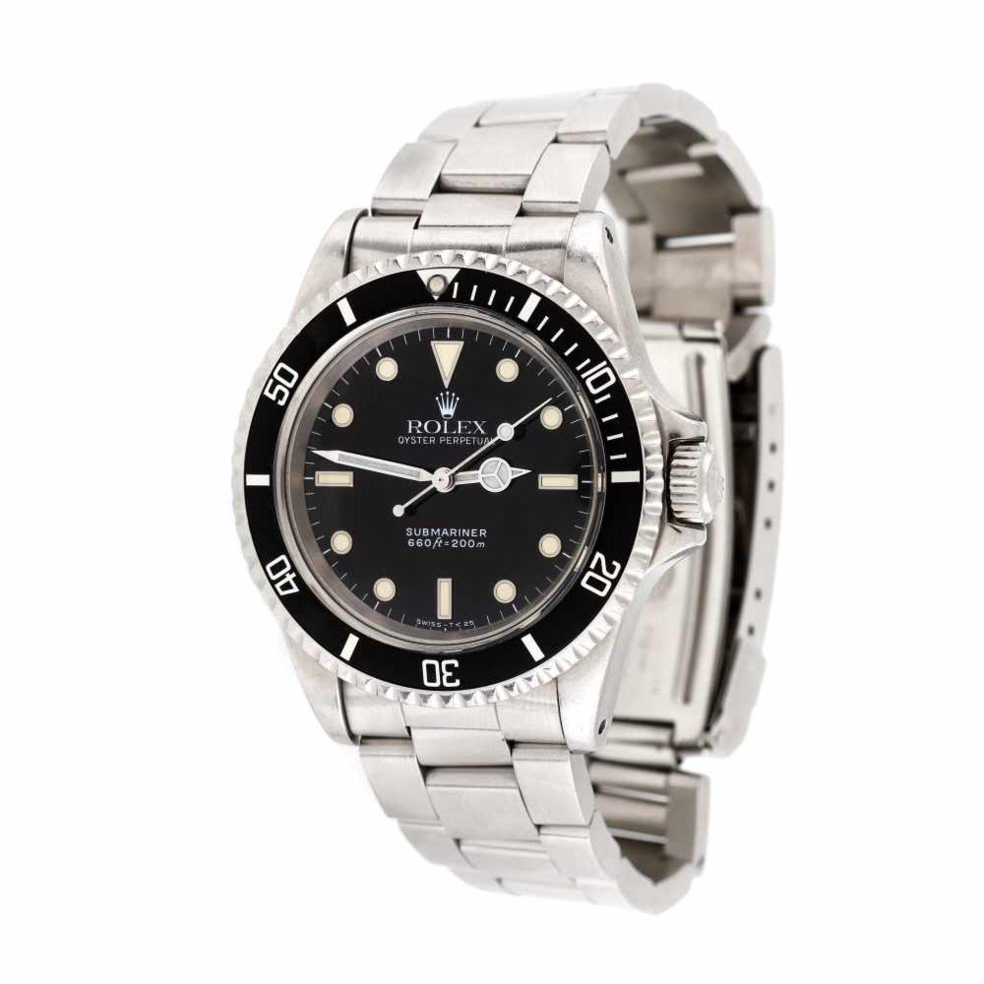 Rolex Submariner vintage wristwatch, men