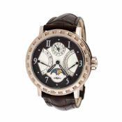 Dewitt Academia wristwatch, white gold, men, limited edition 19/50