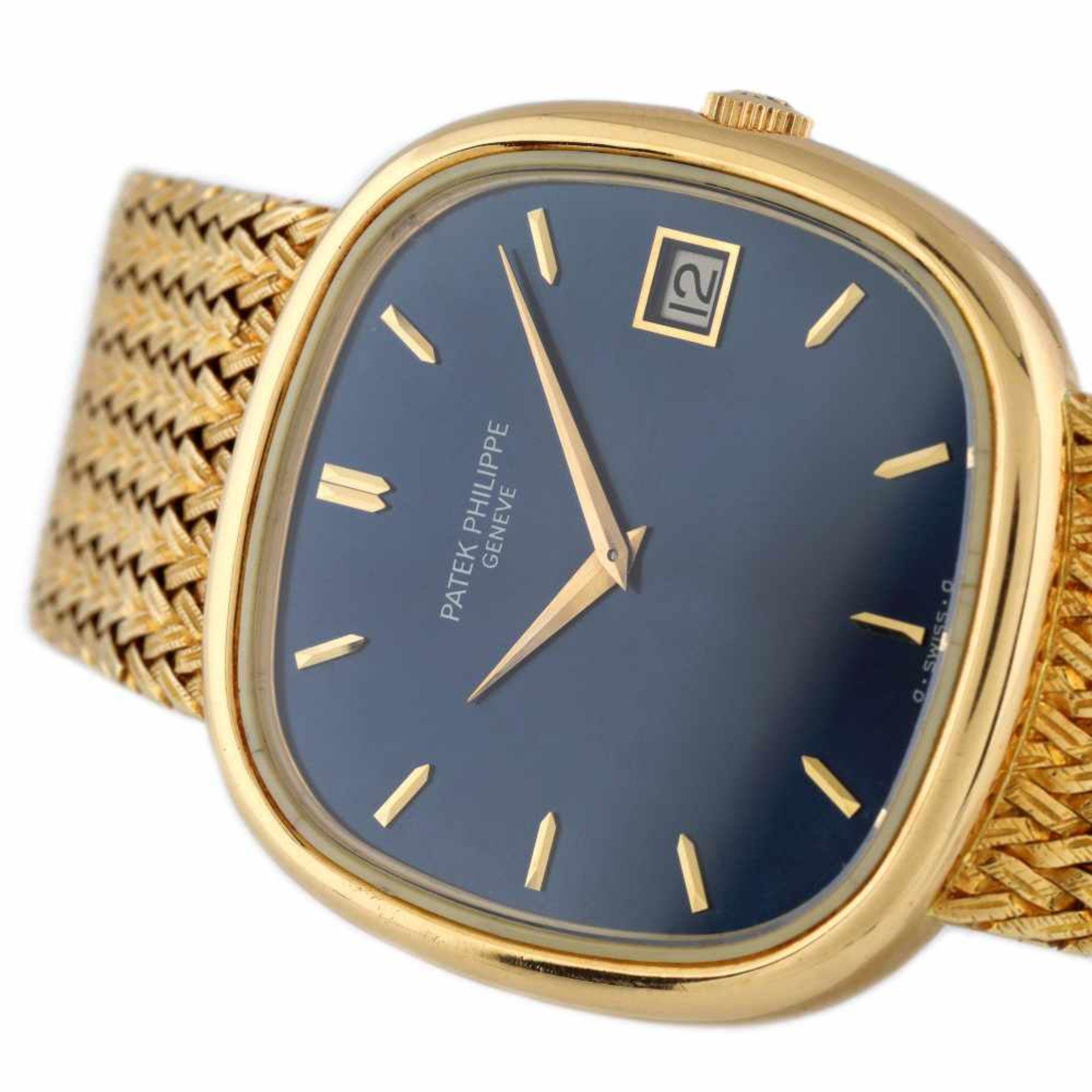 Patek Philippe Ellipse wristwatch, gold - Bild 2 aus 4