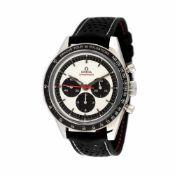 Omega Speedmaster Moonwatch wristwatch, men, limited edition 1656/2998