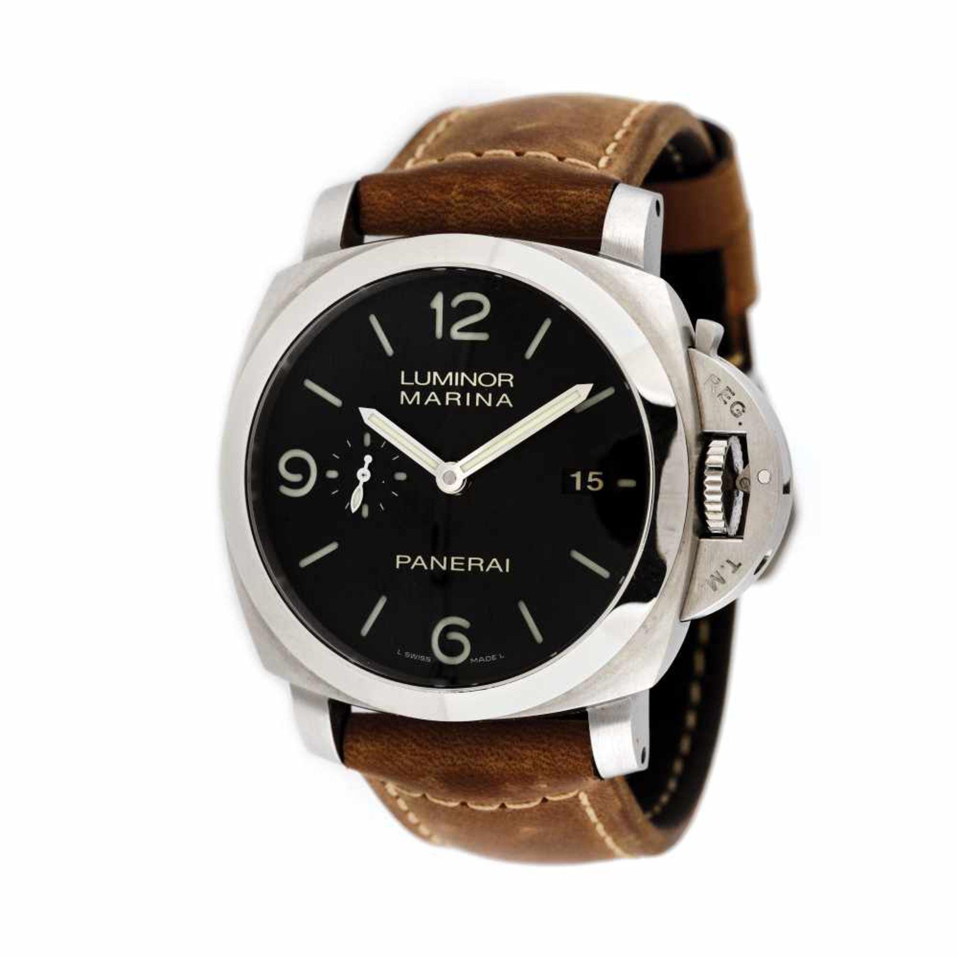 Panerai Luminor wristwatch, men