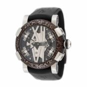 Romain Jerome Titanic-DNA wristwatch, men