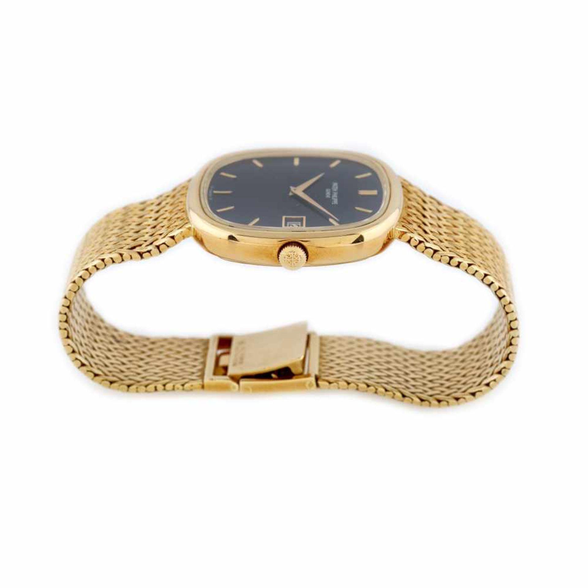 Patek Philippe Ellipse wristwatch, gold - Bild 4 aus 4