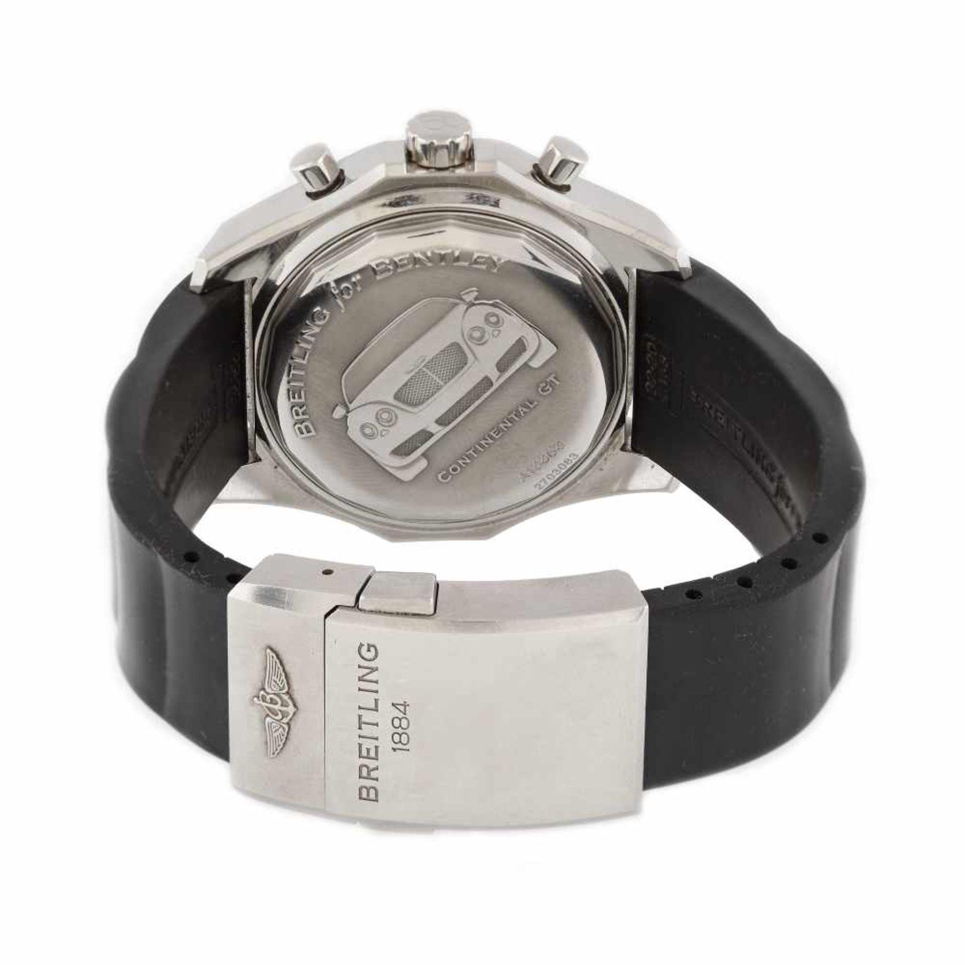 Breitling wristwatch, made for Bentley, men - Bild 3 aus 3