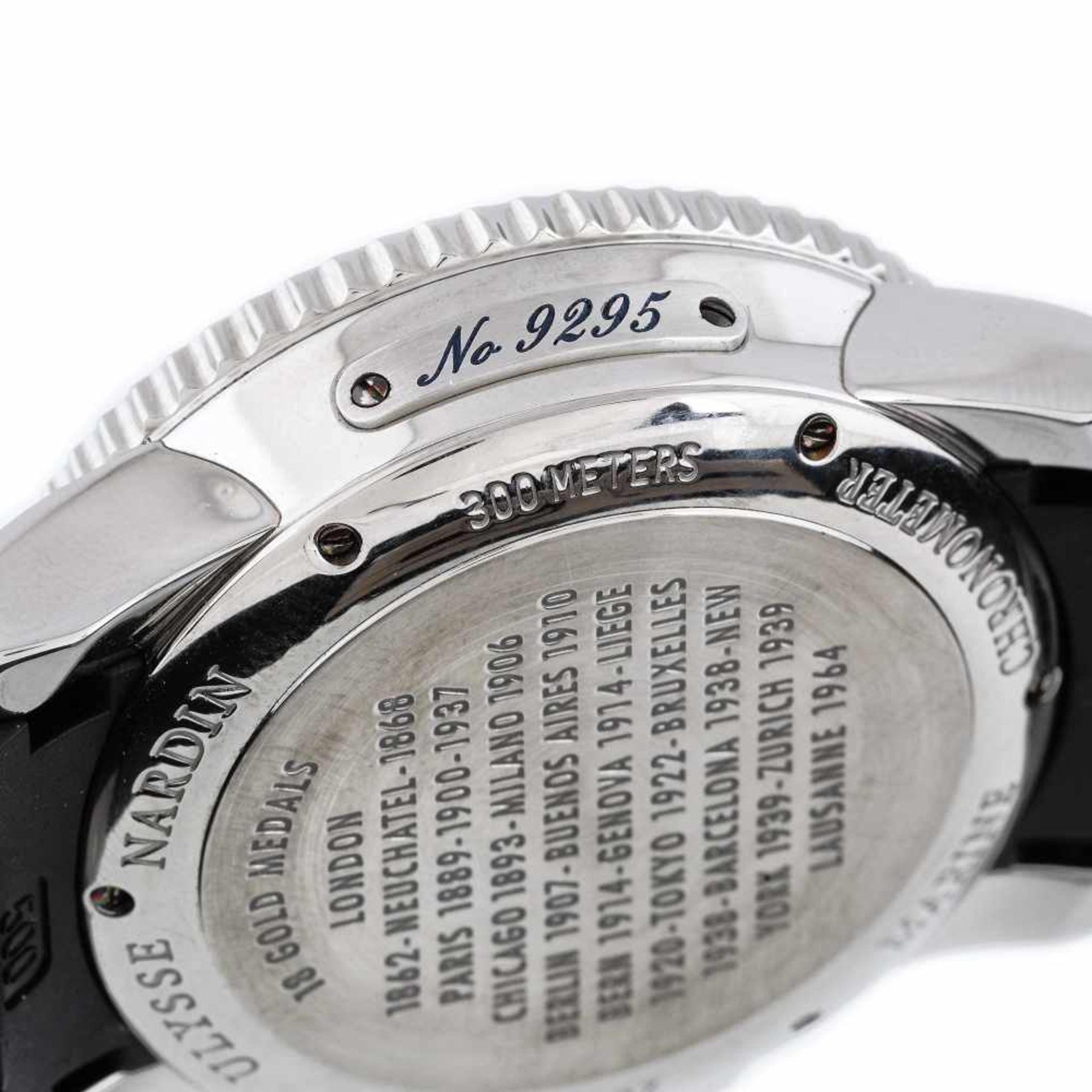 Ulysse Nardin Maxi Marine Diver wristwatch, men, provenance documents - Bild 4 aus 4
