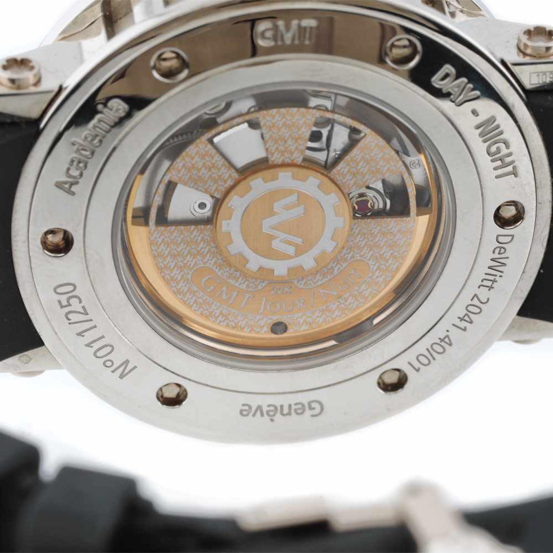 Dewitt Academia Triple Complication wristwatch, limited edition 11/250, provenance documents and ori - Bild 4 aus 4