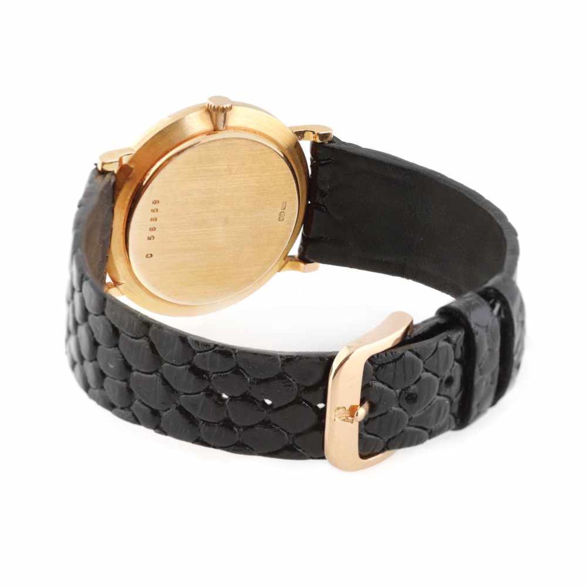 Audemars Piguet Classic Ultra Thin wristwatch, rose gold, unisex - Bild 2 aus 2