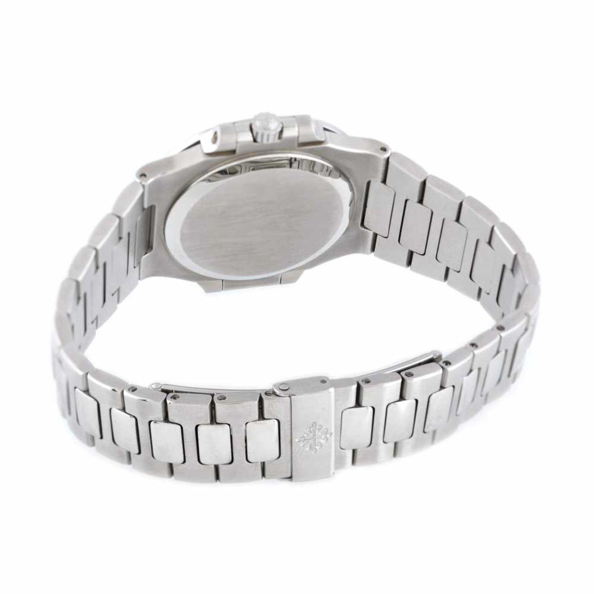 Patek Philippe Nautilus wristwatch, unisex, provenance documents - Bild 2 aus 2
