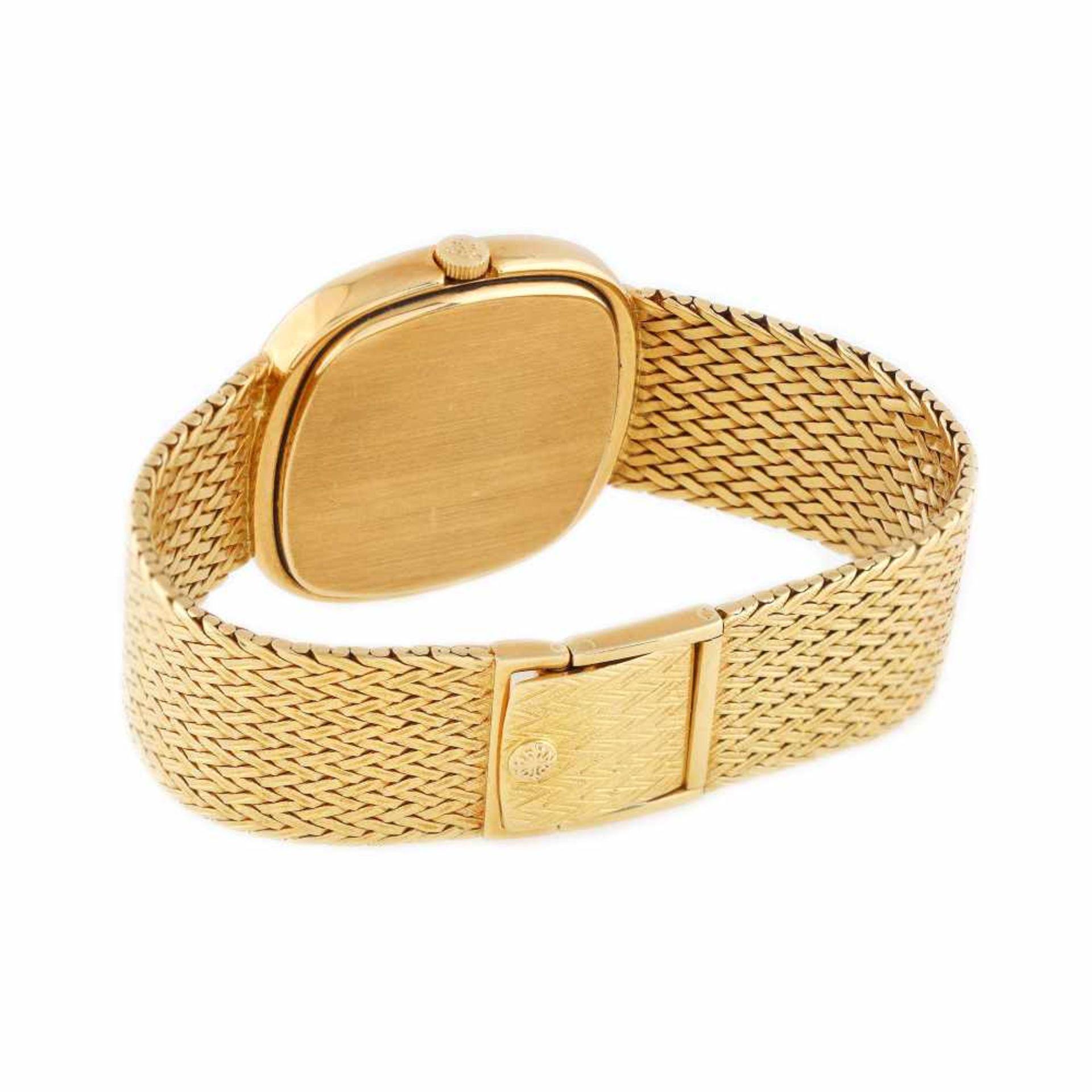 Patek Philippe Ellipse wristwatch, gold - Bild 3 aus 4