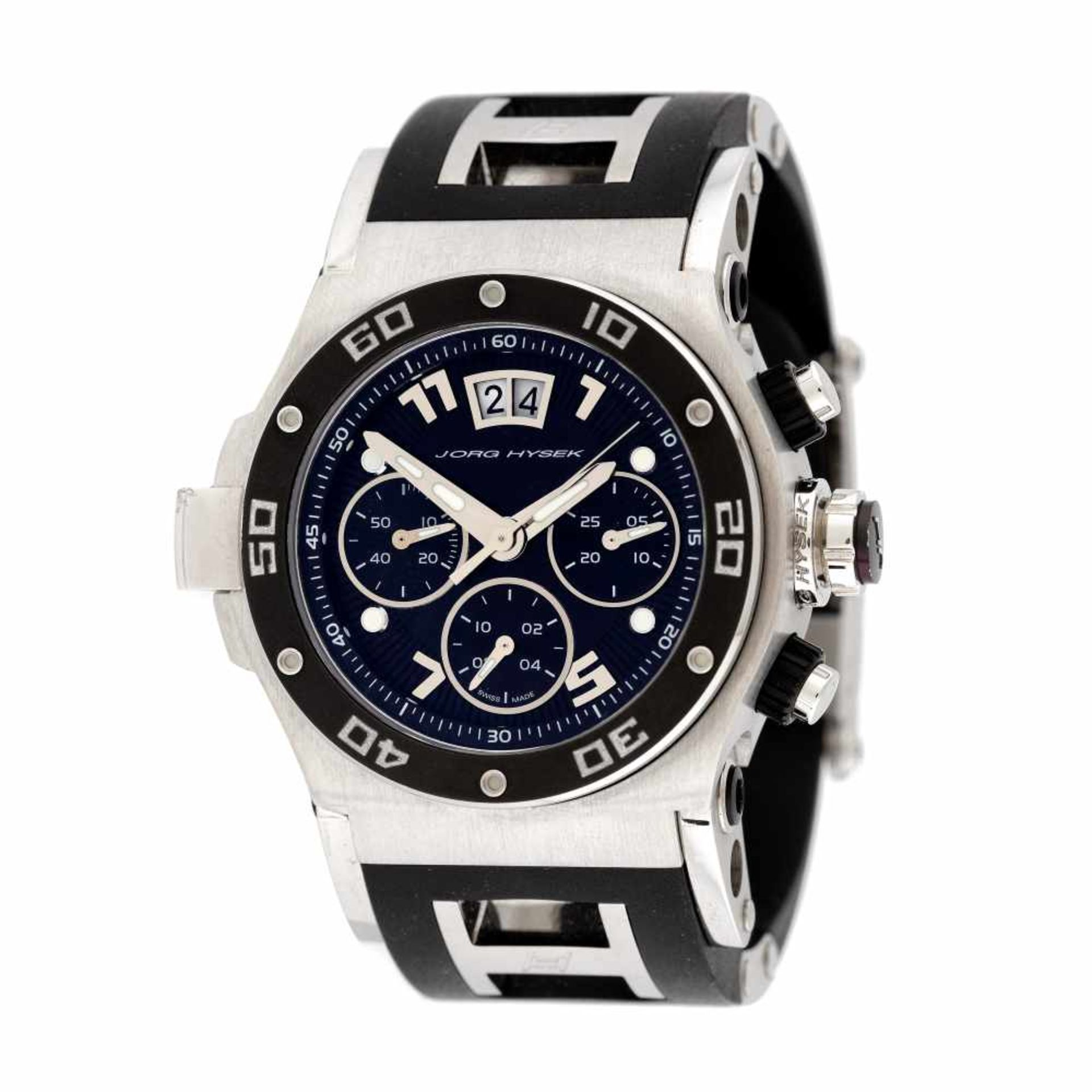 Jorg Hysek Abyss Explorer wristwatch, men