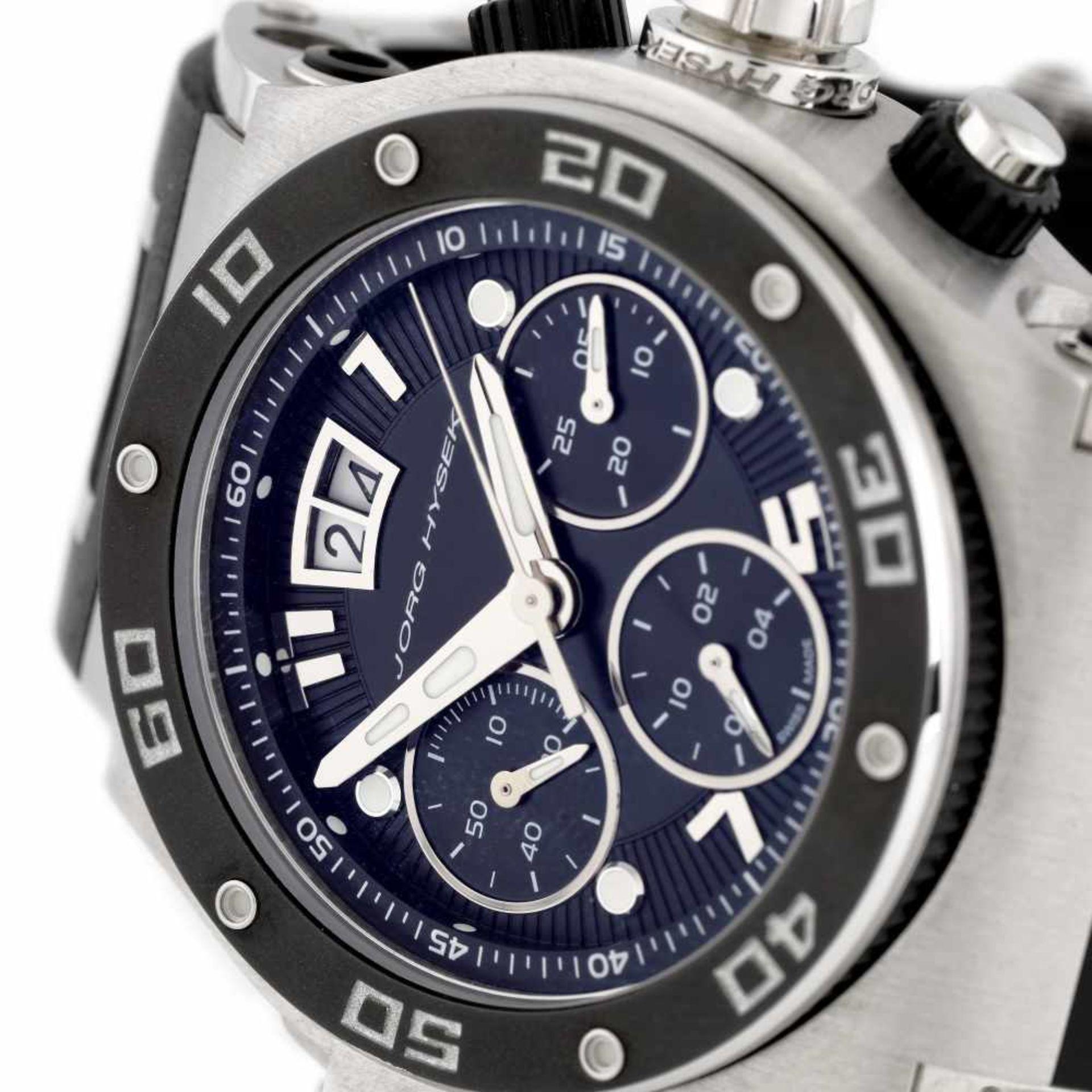 Jorg Hysek Abyss Explorer wristwatch, men - Bild 3 aus 4