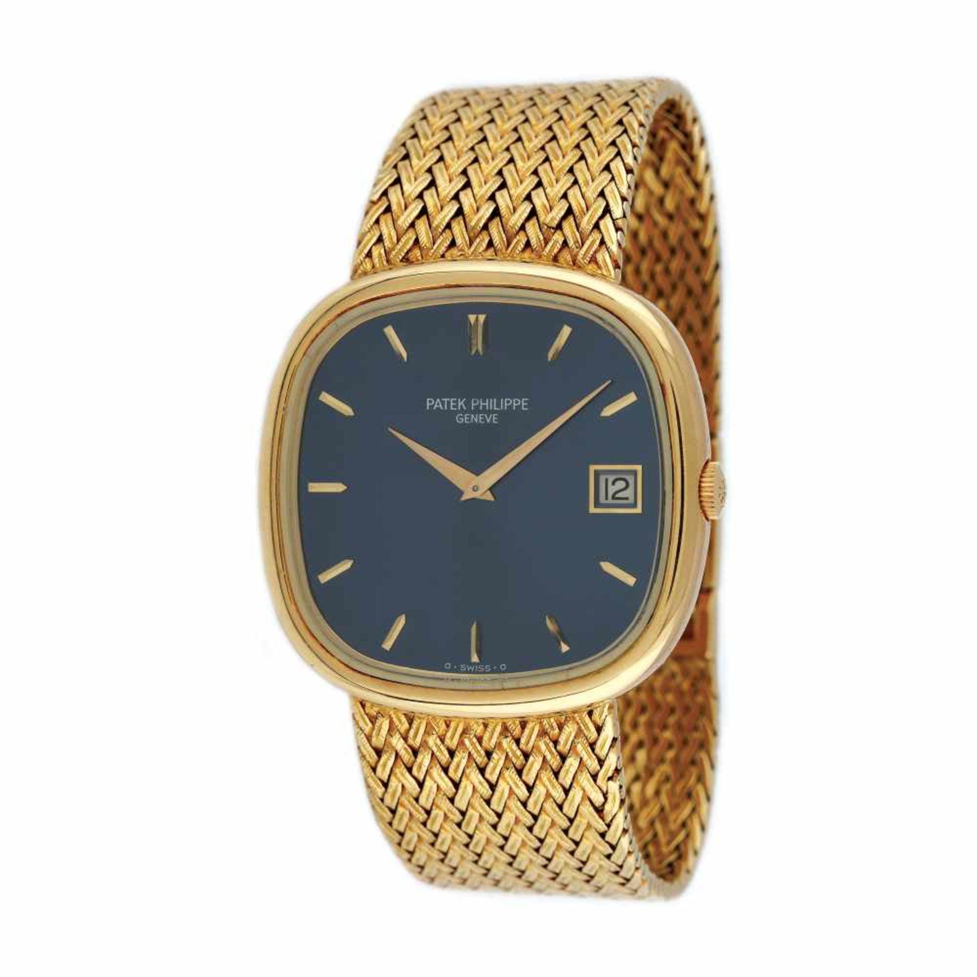 Patek Philippe Ellipse wristwatch, gold