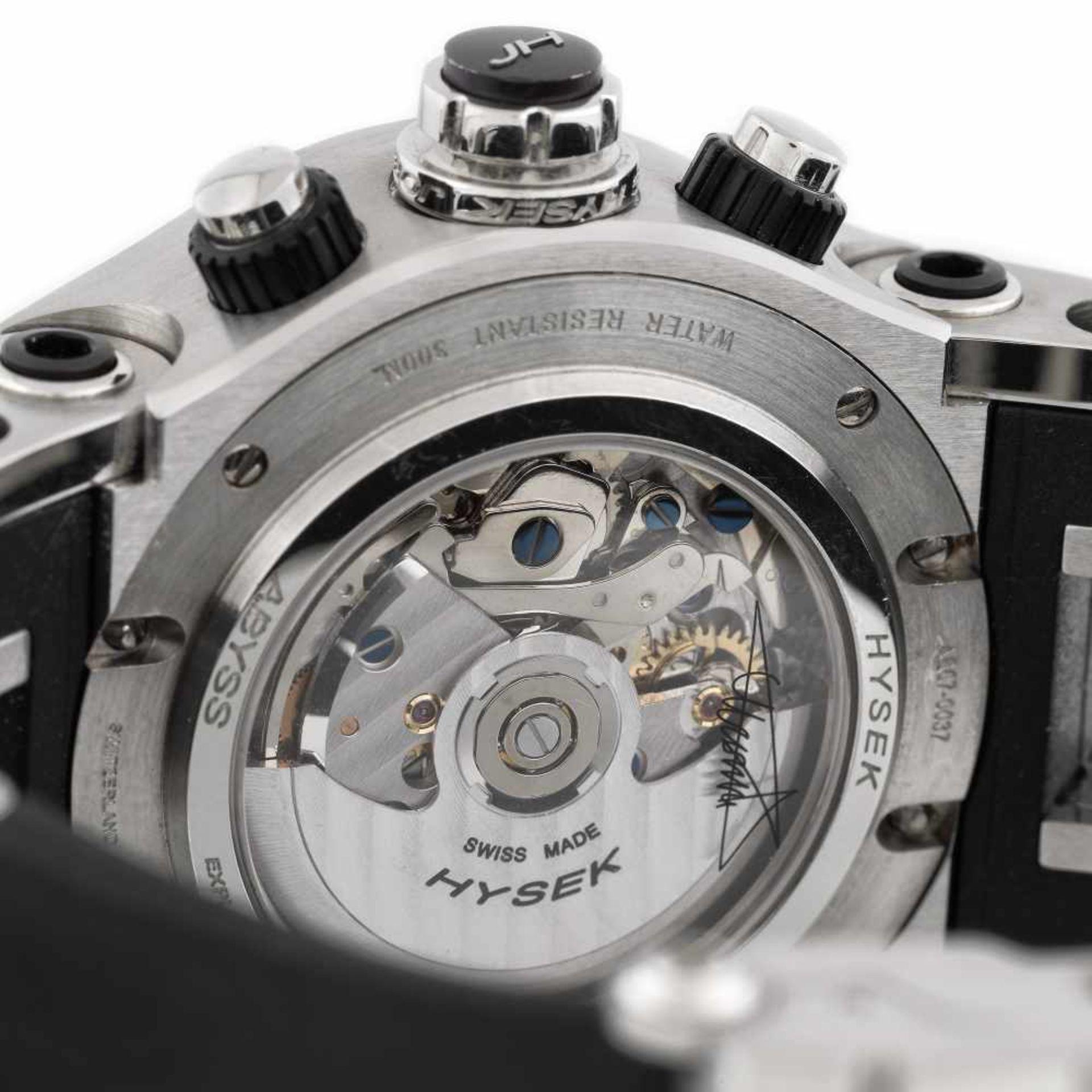 Jorg Hysek Abyss Explorer wristwatch, men - Bild 4 aus 4