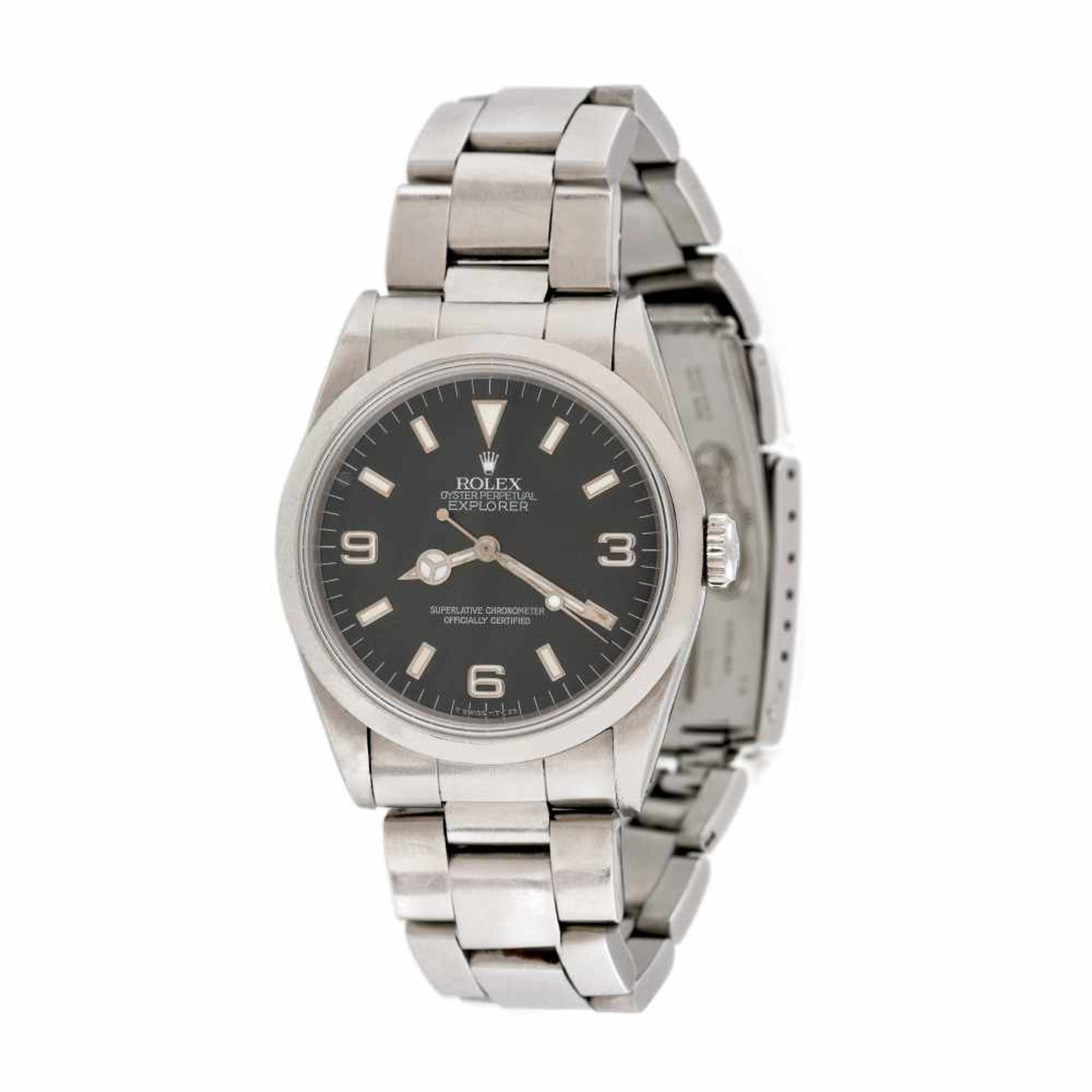 Rolex Explorer vintage wristwatch, men