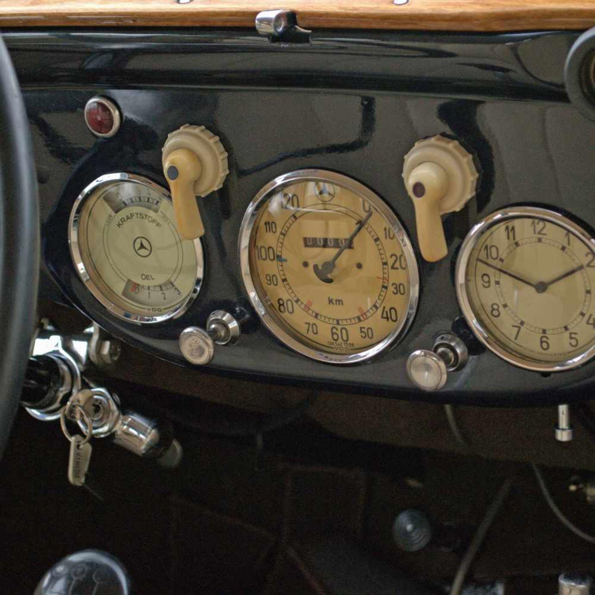 Mercedes 170 V, 1940, the most popular Mercedes-Benz model of the time - Bild 4 aus 4
