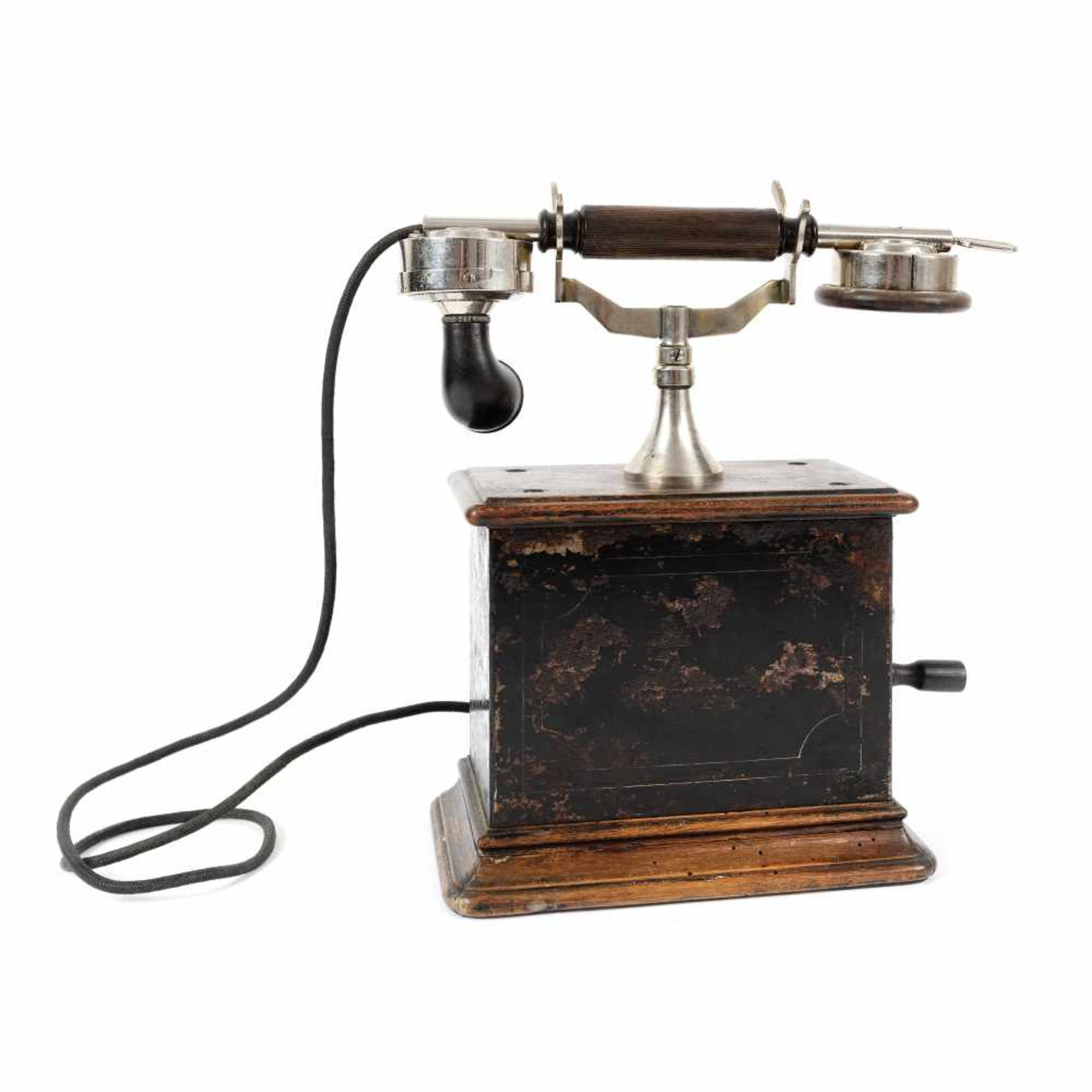 Office phone, early 20th century