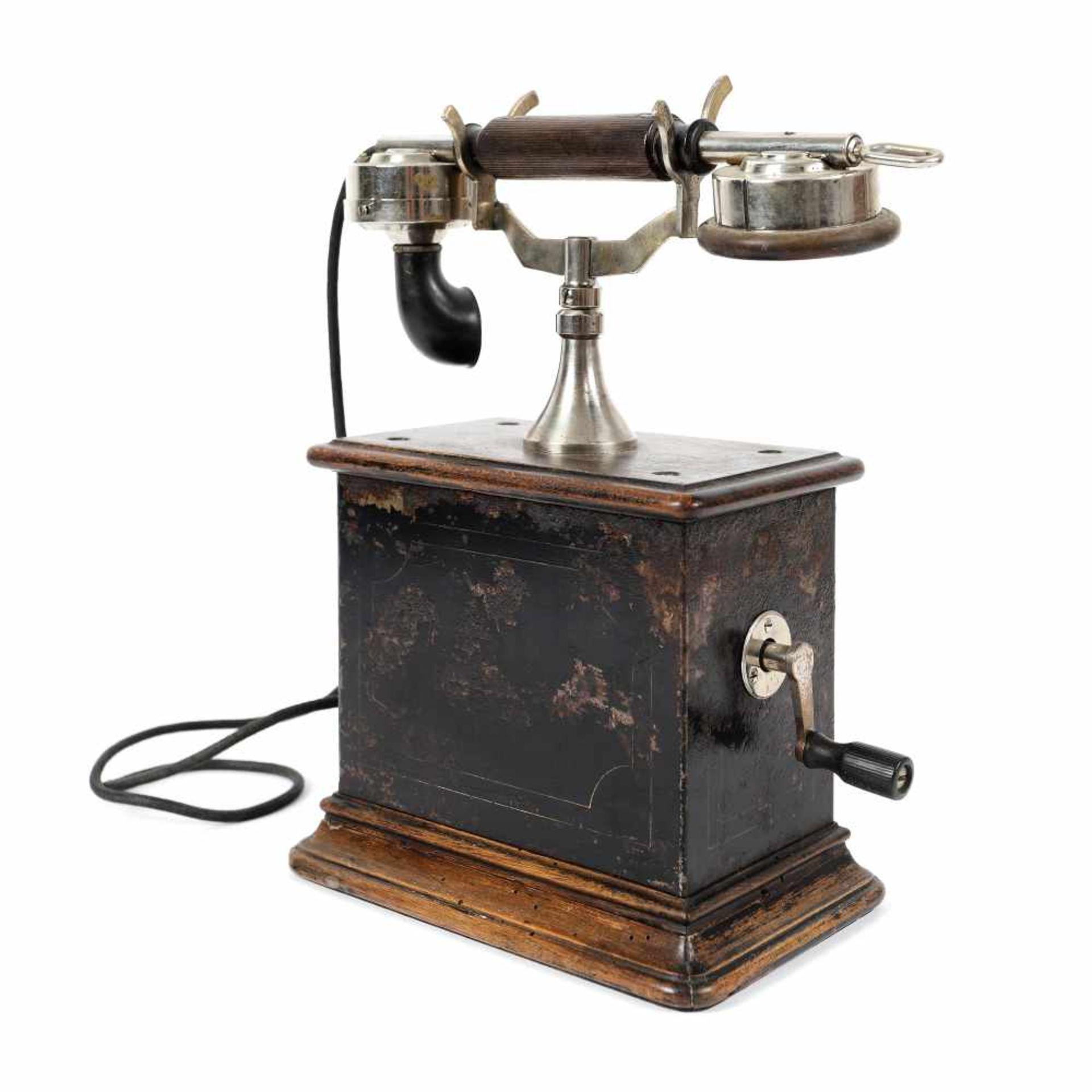 Office phone, early 20th century - Bild 2 aus 2