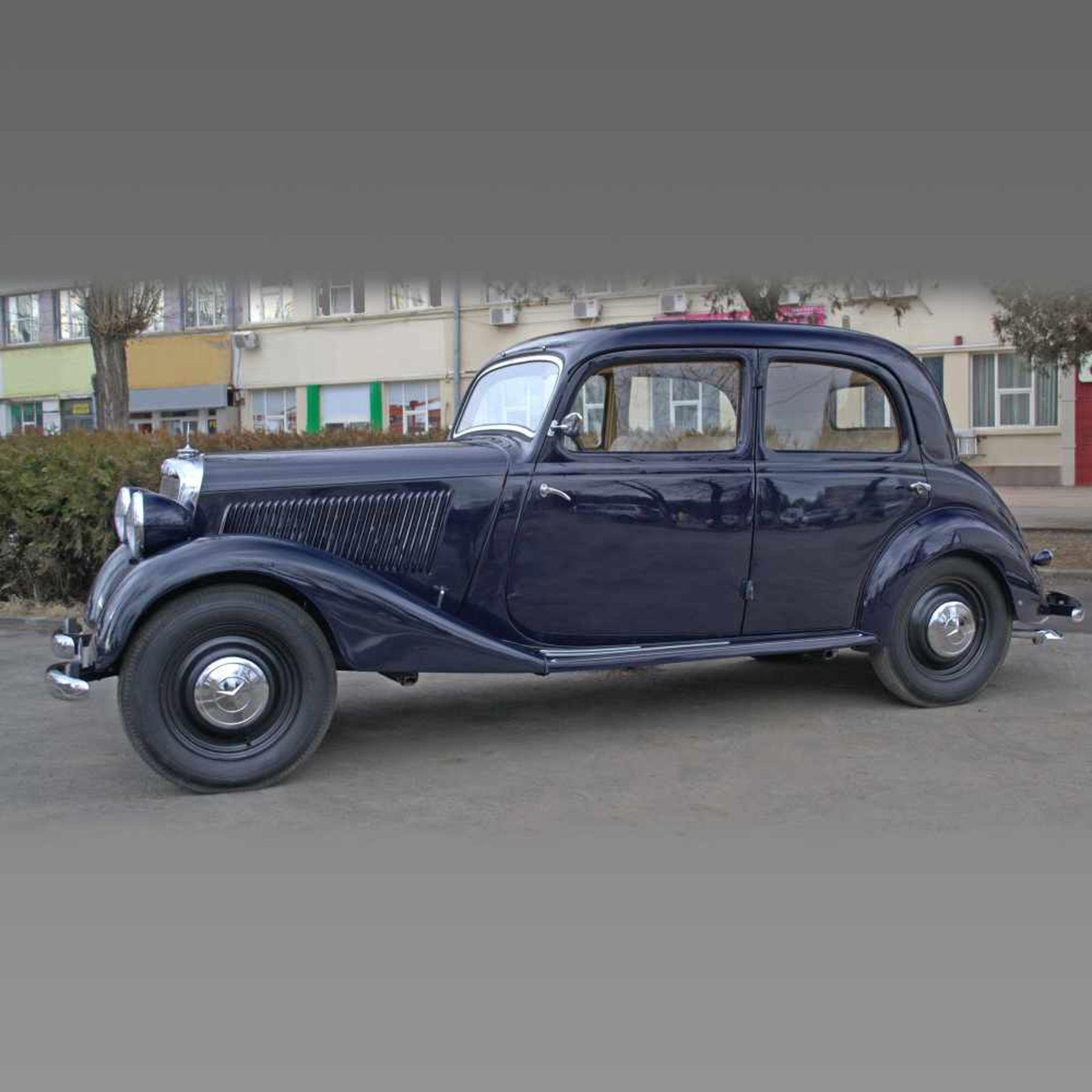 Mercedes 170 V, 1940, the most popular Mercedes-Benz model of the time - Bild 2 aus 4